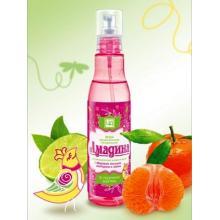 Ароматическая вода для кожи и волос Амадина