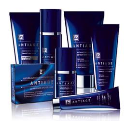 Серия для зрелой кожи лица и шеи Antiage c эффектом лифтинга